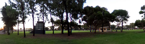 Sam Johnson Sportsground, Devon Park, South Australia