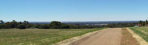 Northern Adelaide Plains from Modbury Heights